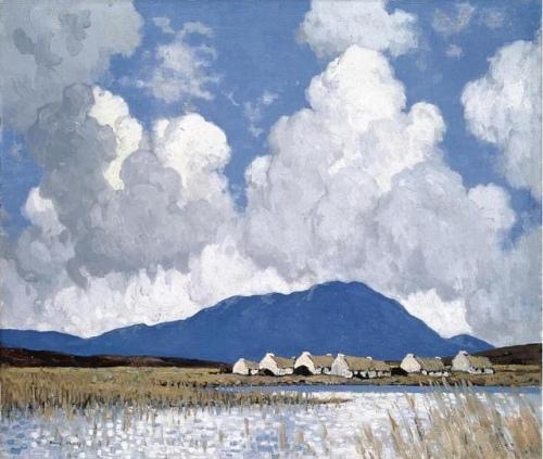 connemara village
